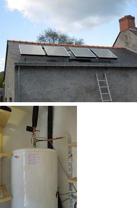 Installation à Blain (44) – Mars 2012